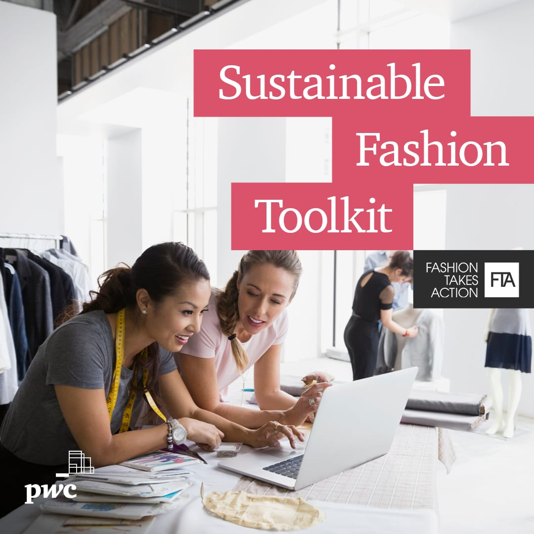 Sustainable Fashion Toolkit Logo